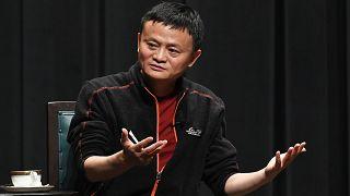 Jack Ma Meets Future Global Leaders at Waseda University