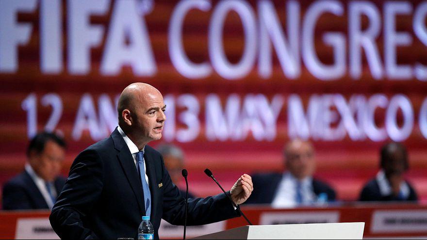 FIFA: Samoura wird Generalsekretärin - Kosovo und Gibraltar neue Mitglieder