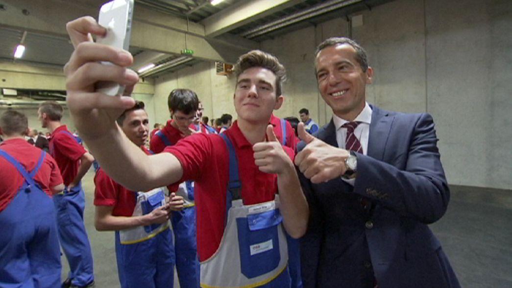 Αυστρία: Νέος καγκελάριος ο Κρίστιαν Κερν