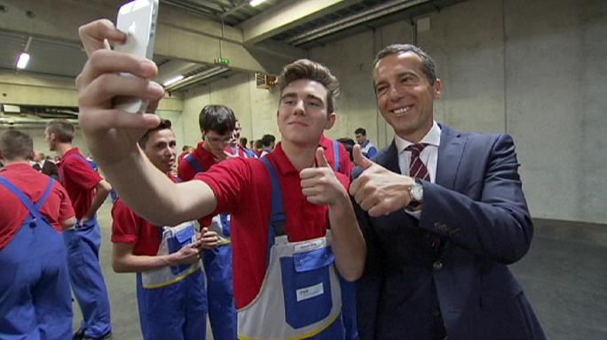Avusturya'nın yeni başbakanı Christian Kern