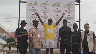 Bénin: la 13e édition du tour cycliste en marche