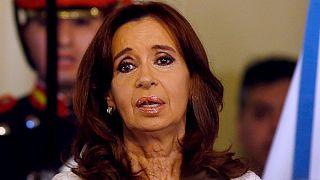La Justicia argentina procesa a la expresidenta Cristina Fernández