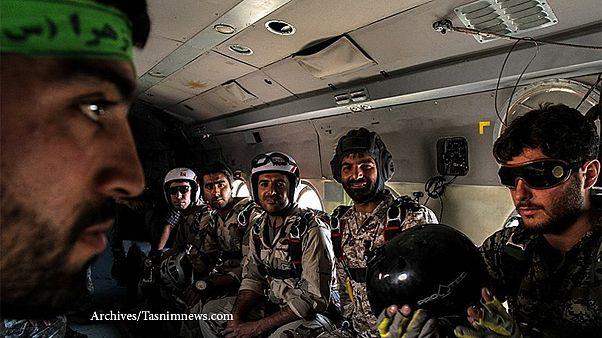 حدود ۱۰۰ نفر از دانشگاه سپاه به سوریه و عراق اعزام شده اند
