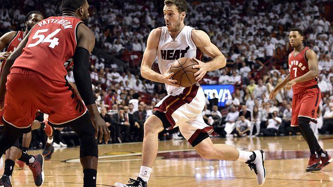 NBA: a hetedik meccs lesz a döntő a Miami és a Toronto között