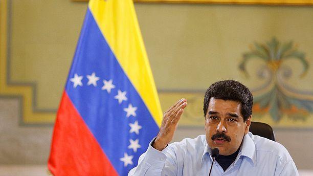 Venezuela president declares 60-day state of emergency