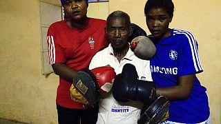 Soudan : émergence de la boxe féminine