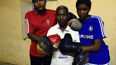 Sudan: Women boxers punching through stereotypes