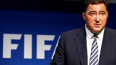 Fifa's independent audit committee president resigns