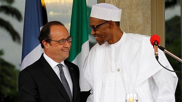 Hollande: a meggyengített Boko Haram is komoly veszély