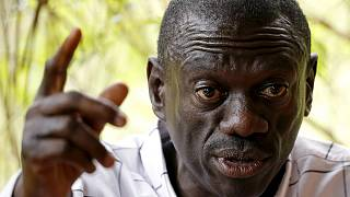 Uganda opposition leader Kizza Besigye charged with treason