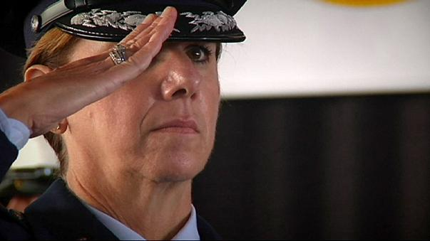 First female combatant commander appointed in US