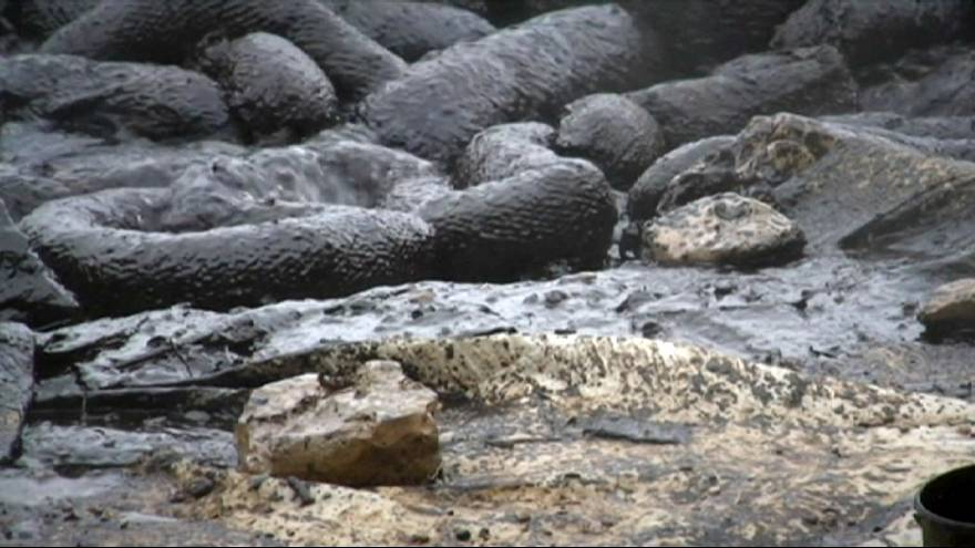 Clean up underway in Croatia after oil slick spotted