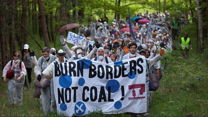 Германия: активисты против добычи ископаемых видов топлива
