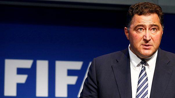 دومنیک اسکالا، رئیس کمیسیون بازرسی فیفا استعفا کرد