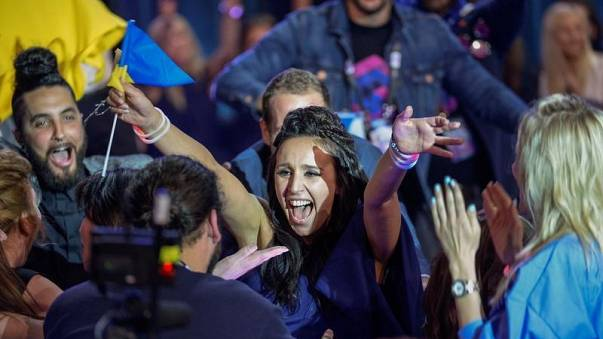 L'Ucraina vince l'Eurovision Song Contest con una canzone per i tatari di Crimea