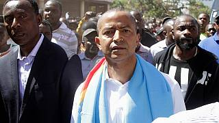 Katumbi treated after being tear gassed by police