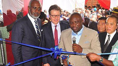 Nigeria : Cfao et Yamaha Motors ouvrent une usine d'assemblages des deux-roues