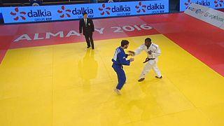 France, Georgia and Cuba victorious in Almaty Grand Prix finals