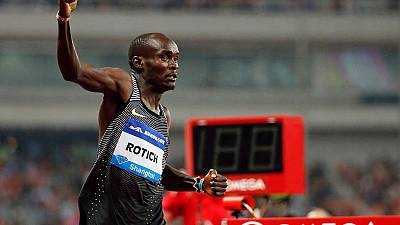 Kenya wins big even as Rudisha fails to shine at Diamond League outing