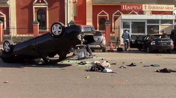 مقتل 3 أشخاص في شجار بمقبرة في موسكو