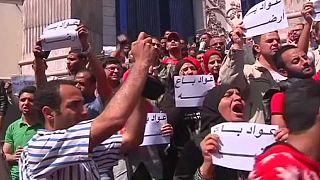 Egypte : deux ans de prison pour 51 manifestants anti al-Sissi