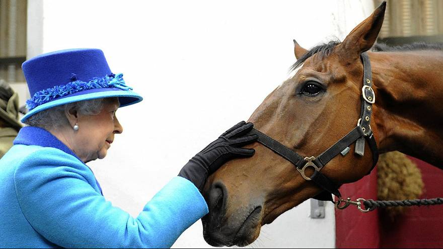 Noche de gala en el Royal Windsor Horse Show para homenajear a la reina Isabel II