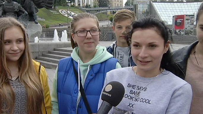 Ukraynalılar Eurovision ile moral buldu