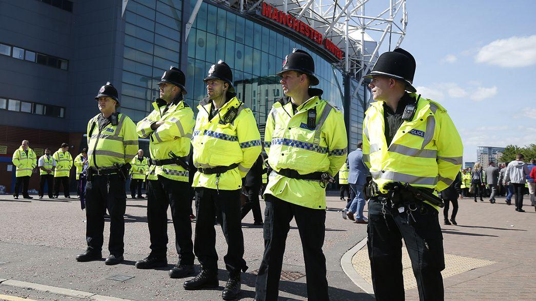 Manchester United maçı güvenlik gerekçesiyle ertelendi