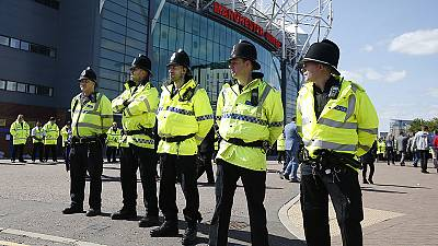 Manchester Utd: Police carry out controlled explosion at Old Trafford