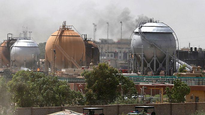 Ирак: боевики ИГИЛ напали на газоперерабатывающий завод