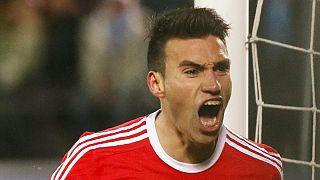 "Liga Portuguesa, J34: Gaitán vale ""tri"" ao Benfica, Jesus deixa Sporting a ver navios"