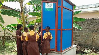 Eco-friendly toilets to help manage Accra's waste disposal problem