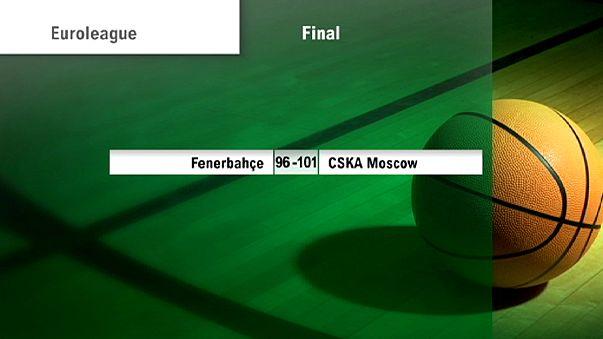 Orosz győzelem az Euroligában
