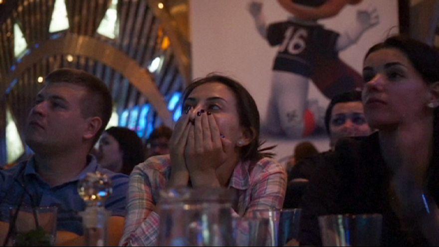Los rusos se lamentan de que la política haya condicionado Eurovisión