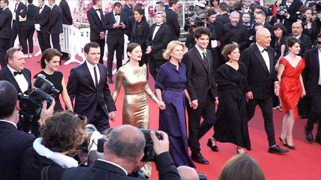 مهرجان كان:عدة أفلام أوروبية في المنافسة
