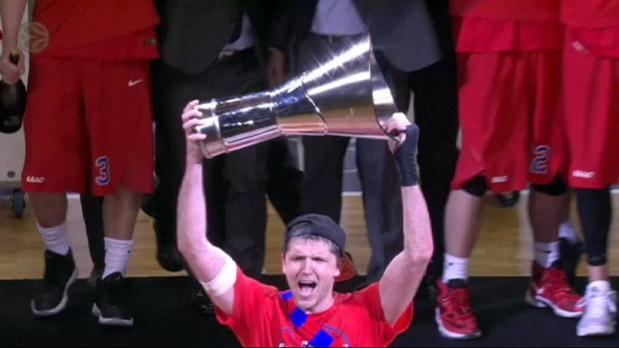 CSKA Moscow wins 7th Euroleague title