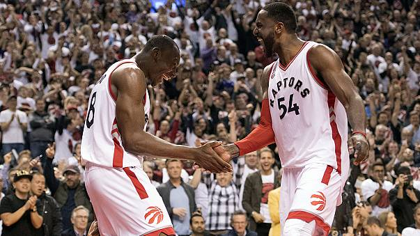Toronto Raptors werfen Miami Heat raus