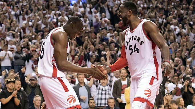 NBA: Conquista histórica para os Toronto Raptors que passam à final da Conferência Leste
