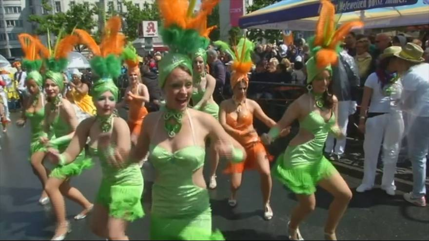 Germans celebrate diversity at Carnival of Cultures
