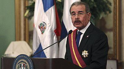 Le président dominicain sortant en tête des résultats de la présidentielle de dimanche