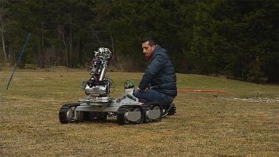Takeaway: watchful robots