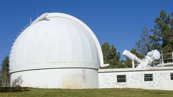 National Solar Observatory, Sacramento Peak, New Mexico.