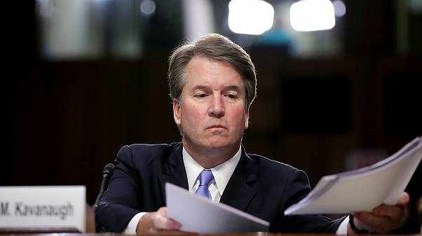Image: Senate Holds Confirmation Hearing For Brett Kavanaugh To Be Supreme