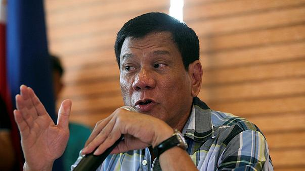 Filipinler'in yeni Devlet Başkanı Duterte idam cezası istiyor