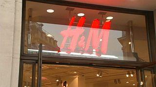 H&M объяснила низкие продажи плохой погодой
