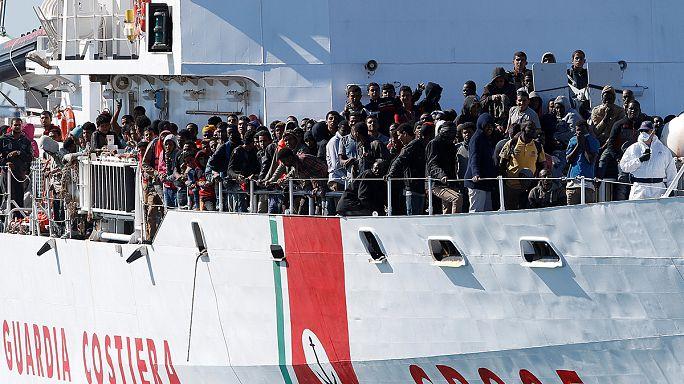كريبو: الاتحاد الاوروبي اظهر ضعفاً بالرؤية في مواجهة ازمة اللاجئين