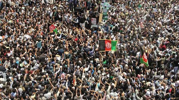 تشکر رئیس جمهوری افغانستان ازبرخورد مسئولانه راهپیمایان در کابل و بامیان