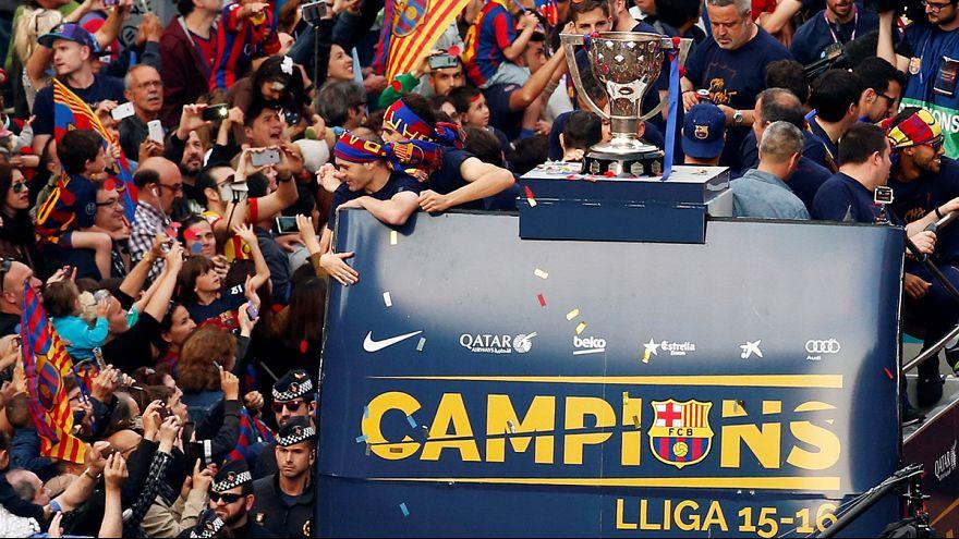 Os donos da festa: Barcelona, Benfica e Besiktas