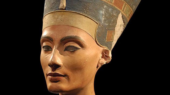 Mégsem találták meg Nofertiti sírját?