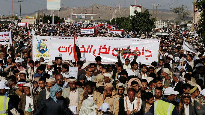 حصري من اليمن: محمد الحوثي يتحدث ليورونيوز